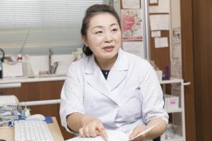 東洋医学の診断